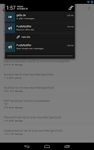 PushNotifier – Miniaturansicht des Screenshots