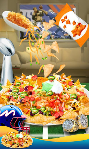 Superbowl Party Food Maker