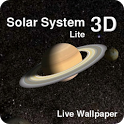Solar System 3D Wallpaper Lite icon