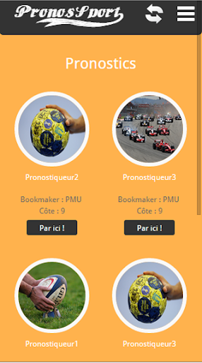 Pronos Sport