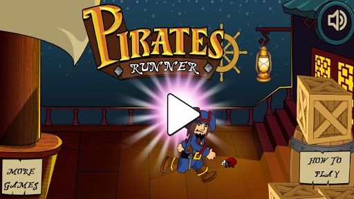 Pirates Runner – Free Run Game