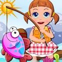 Baby Go Fishing icon