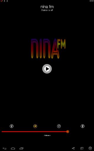 【免費音樂App】nina fm-APP點子