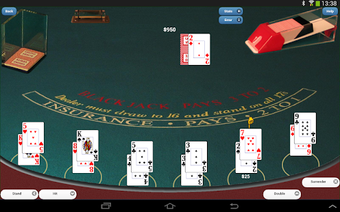 Blackjack Verite Games- screenshot thumbnail