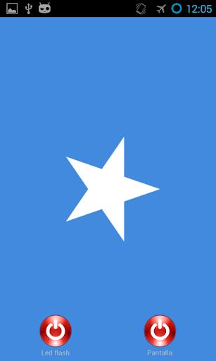 Lantern flash screen Somalia