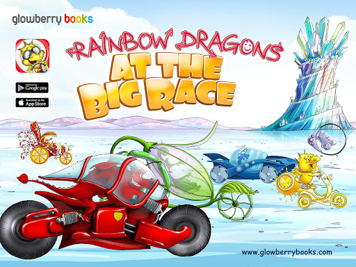 Rainbow Dragons BigRace Lite