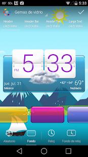 HD Widgets - screenshot thumbnail