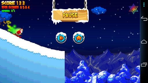 玩體育競技App|Santa Skier免費|APP試玩