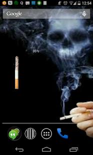 香煙小部件電池