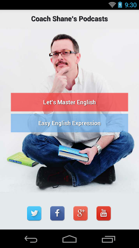 Let's Master English 播客