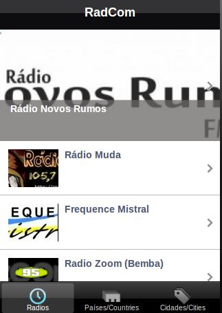 RadCom community free radios