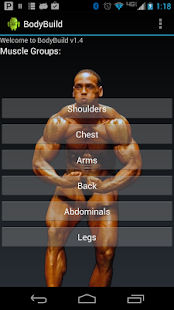 BodyBuild - screenshot thumbnail