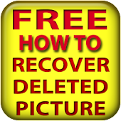 Recover deleted picture FREE