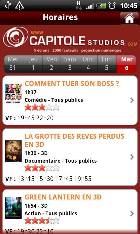 Capitole Avignon- screenshot