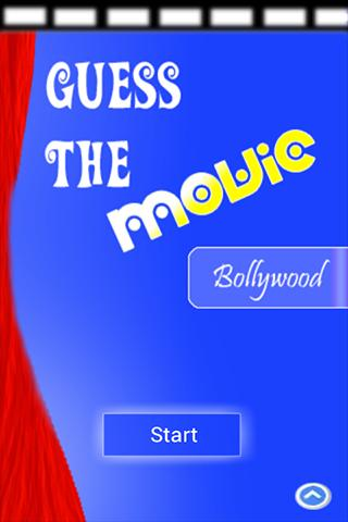 Guess The Movie - Bollywood
