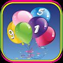 Romper los globos para niños icon