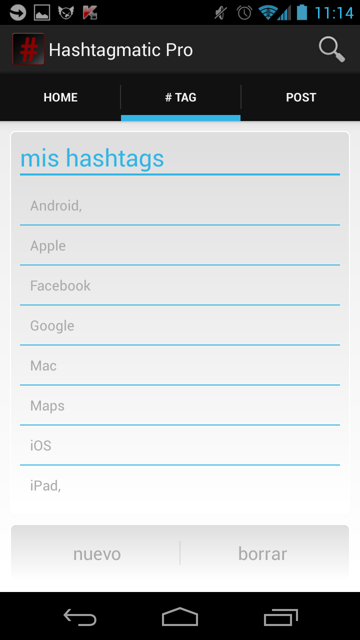 Hashtagmatic Pro screenshot #2