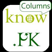 Know.PK Columns
