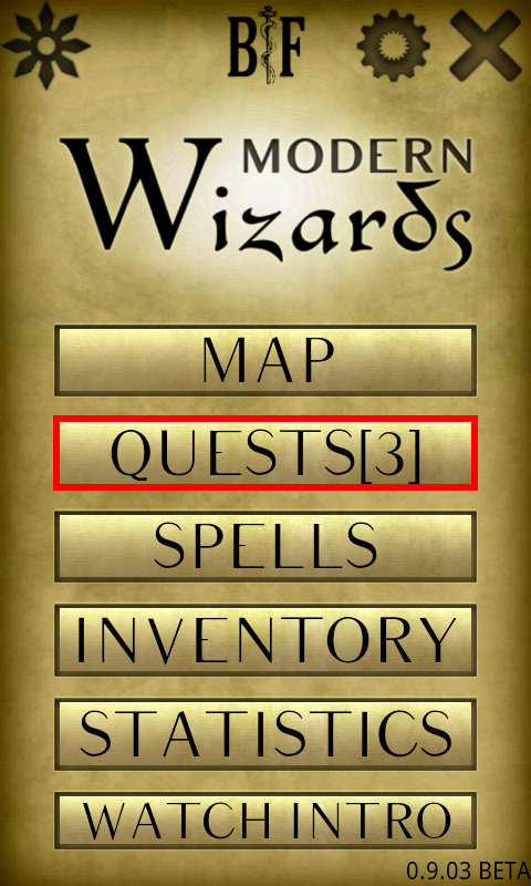 Modern Wizards- screenshot