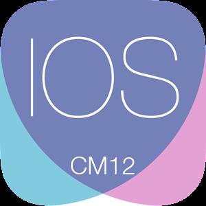 CM12 IOS8 Themes