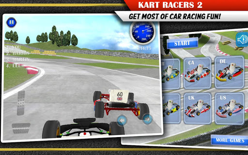 Kart Racers 2 - Car Simulator