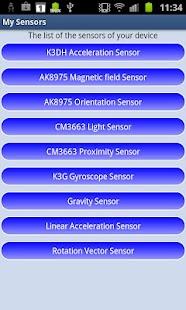 MySensors- screenshot thumbnail