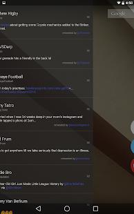 Talon (Blur Launcher Page)- screenshot thumbnail