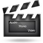 Audio, Photo, Video to E-Mail icon