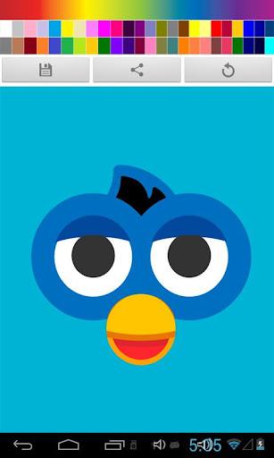 Furby Coloring Kid Games