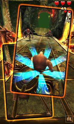 Lost Temple screenshot