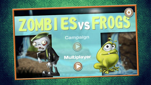 Frogs VS Zombies