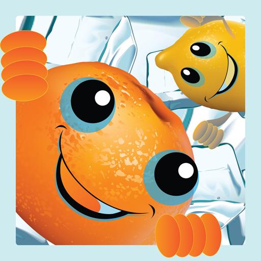 Icy Fruit Hockey LOGO-APP點子