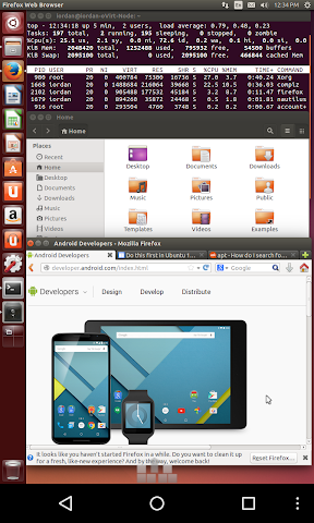 android aSPICE: Secure SPICE Client Screenshot 11