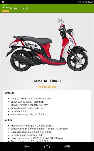 Alphinetech Motor Yamaha