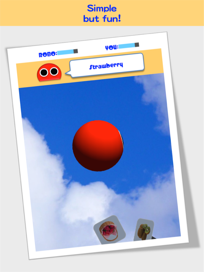 Fruits Robo - screenshot