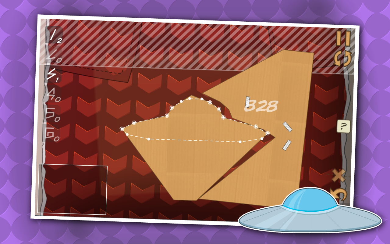 Slice the Box - screenshot
