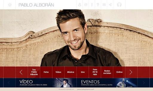玩音樂App|Pablo Alborán Oficial免費|APP試玩