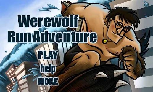 Werewolf Run Adventure