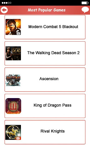 免費下載娛樂APP|Most Popular Games app開箱文|APP開箱王