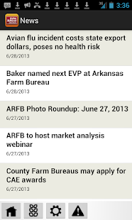 Arkansas Farm Bureau - screenshot thumbnail