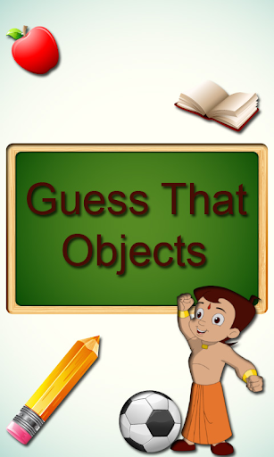 Guess That Objects