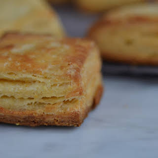 Cornmeal Biscuits.