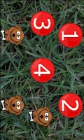 Screenshot of Toddler Animal Numbers Ad Free