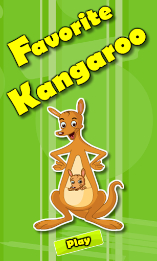 Memory Favorite Kangaroo