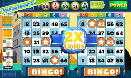 Bingo Fever - Free Bingo Game 1.10 screenshot 347786