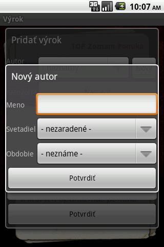 Vyroky - citaty - vyrok.sk- screenshot