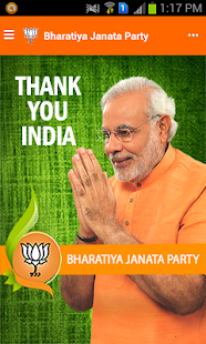 BJP 4 India- screenshot thumbnail