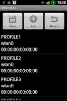 Screenshot of Mac Address Ghost