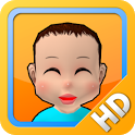 MyTalkingBaby HD icon