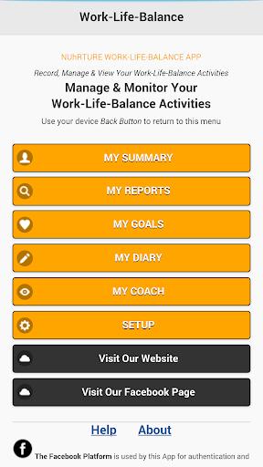 Personal Work Life Balance V2